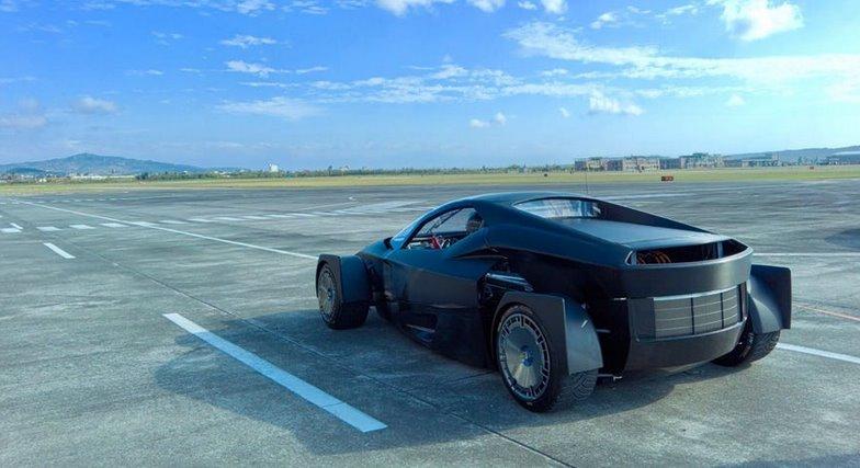 Самый мощный электромобиль