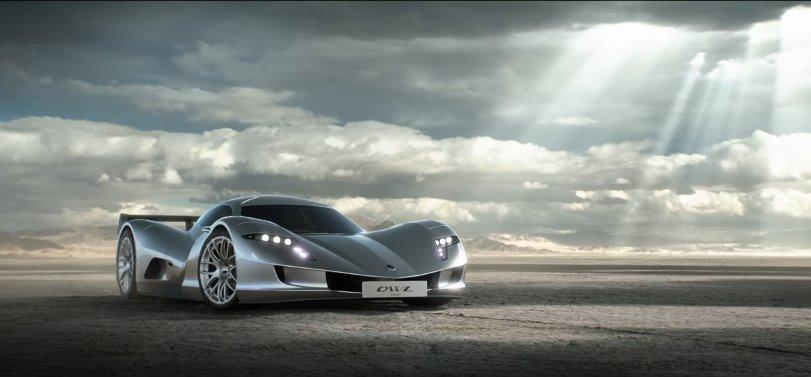 Самый быстрый японский электромобиль