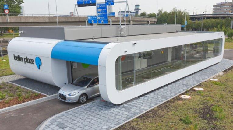 Израиль построит 2500 зарядных станций для электромобилей в течении двух лет