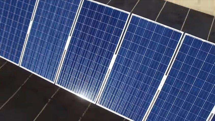Предел КПД солнечных элементов можно поднять до 40%