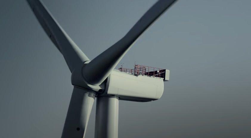 Мощнейшая в мире ветровая турбина MHI Vestas выдаст 10 МВт энергии