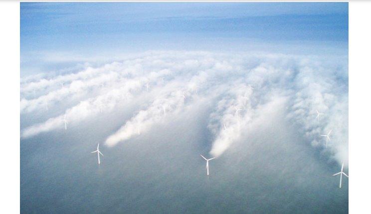 Как повысить эффективность ветряных электростанций придумали ученые США