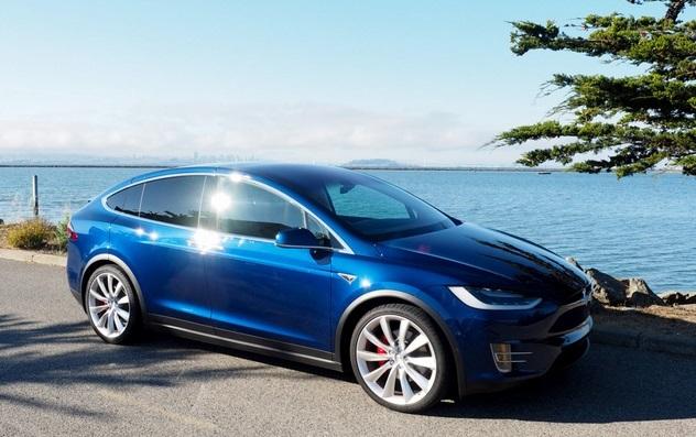 купить электромобиль tesla model x