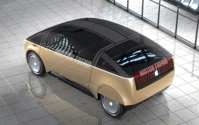Автомобиль Apple Car (концепт)