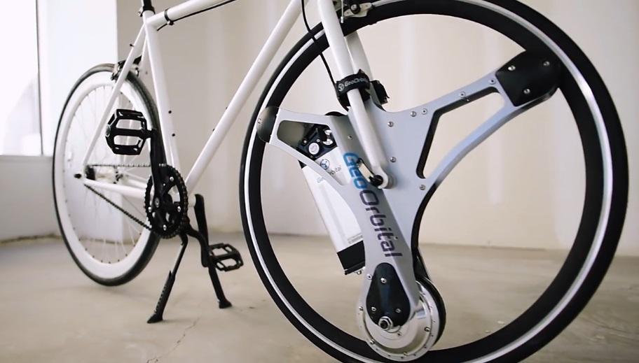 Как сделать электронный велосипед своими руками 12