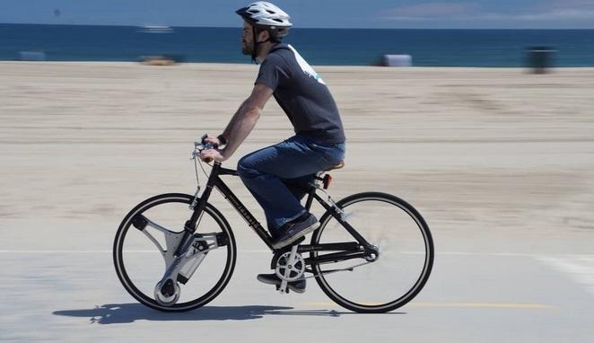 мотор-колесо для электробайка