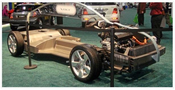 батарея Chevy-Bolt