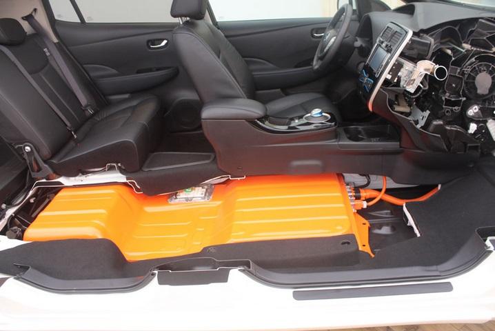 аккумулятор Nissan Leaf