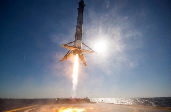 SpaceX | Launch Central