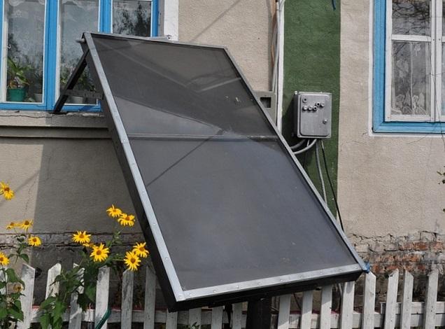 как сделать солнечный коллектор - руководство по изготовлению