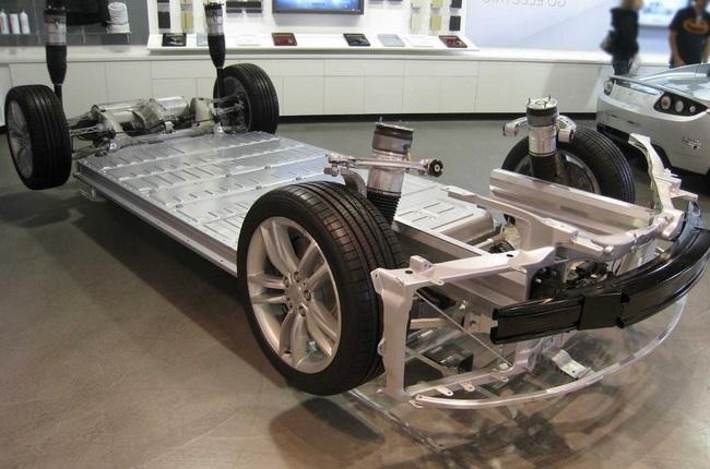 срок службы батареи tesla model s